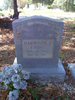 Harrison J Cross
