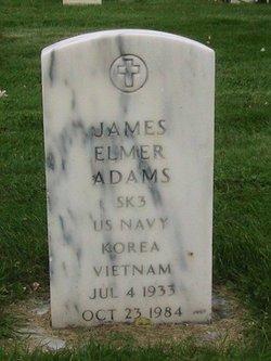 James Elmer Adams