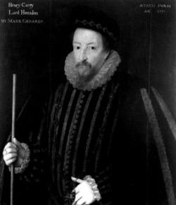 Sir Henry Carey, 1st Baron Hunsdon