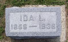 Ida L <I>Kemp</I> Lillie