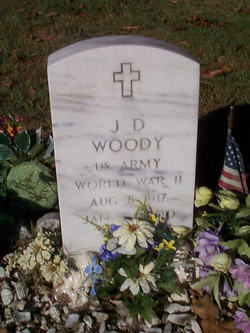 J. D. Woody