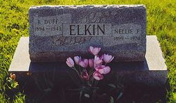 Nellie Florence <I>Marshall</I> Elkin