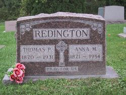 Thomas P Redington