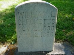 William Lorenzo Checketts