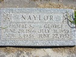 Phoebe <I>Scothern</I> Naylor