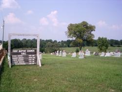 Cherryville Baptist Church Cemetery
