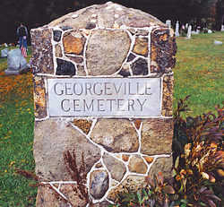 Georgeville Cemetery