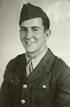 Sgt Joseph Newton Armstrong