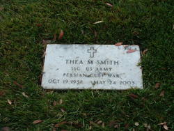 Thea Marie <I>Williams</I> Smith