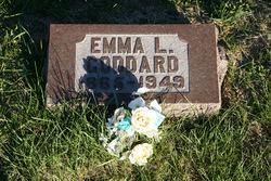Emma L. <I>Healey</I> Goddard