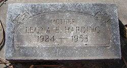 Leona E Harding