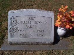 Charles Red Edward Baker