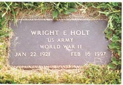 Rev Wright Holt