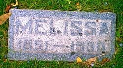 Sarah Melissa <I>Clark</I> Watson