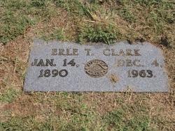 Erle Thweatt Clark