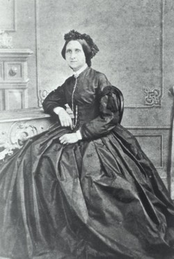 Frances <I>Cox</I> Henderson