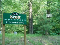 Scott Mountain Cemetery