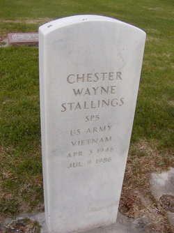 Chester Wayne Stallings
