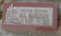 Ira Morrison
