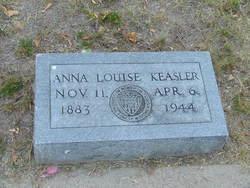 Anna Louise <I>Bolch</I> Keasler