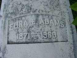 Eura E. <I>Edwards</I> Adams