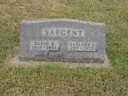 Elsie Mae <I>Parrack</I> Sargent