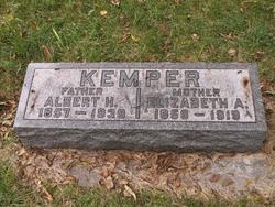 Albert Harden Kemper