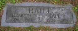 Paul Peter Haile