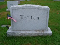 Mary Francis <I>Higgins</I> Fenton