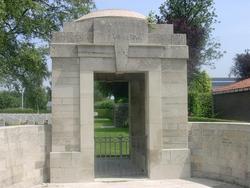 Brandhoek Military Cemetery