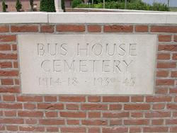 Bus House Cemetery