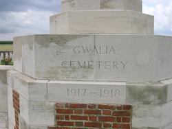 Gwalia Cemetery