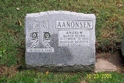 Andrew Aanonsen