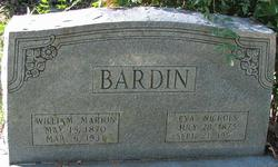 William Marion Bardin