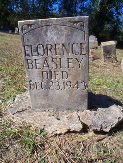 Florence Ellen <I>Brewer</I> Beasley