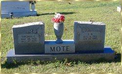 Virginia Montine <I>Chambers</I> Mote