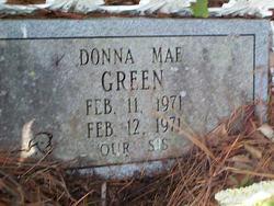Donna Mae Green