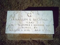 Corp Franklin Edison Buckner