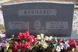 Josephine V. Barnard