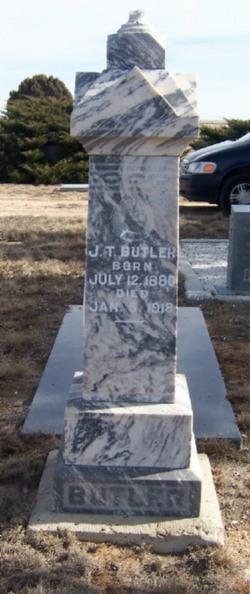 James T Butler
