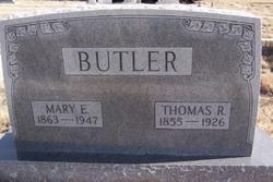 Mary E Butler