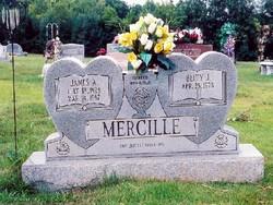 Betty Jean <I>Portell</I> Mercille