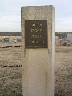 Fancy Creek Cemetery