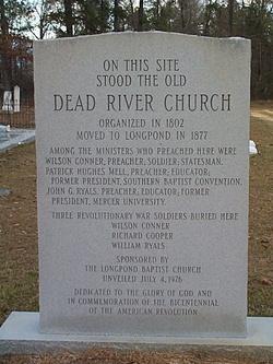 Dead River Cemetery