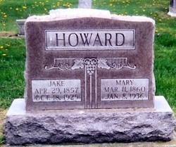 Mary M <I>Reed</I> Howard