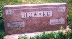 William Orley Howard