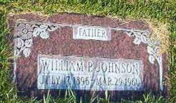 William P Johnson