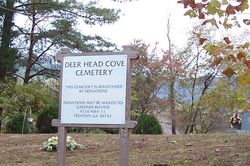 Deer Head Cove Cemetery
