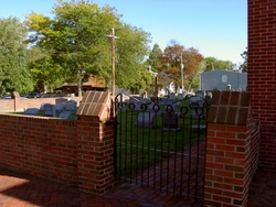 Saint Peter the Apostle Cemetery
