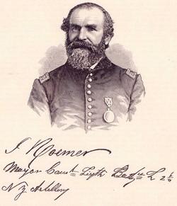 Maj Jacob Roemer